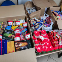 Zbiórka słodyczy dla dzieci z domu dziecka