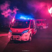 Nowy wóz w OSP Mrowino - 15.11.2019 r.