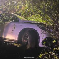 Wypadek w Cerekwicy - 25.04.20 r.